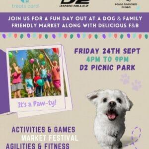 Treats Card & Doggie Adventures