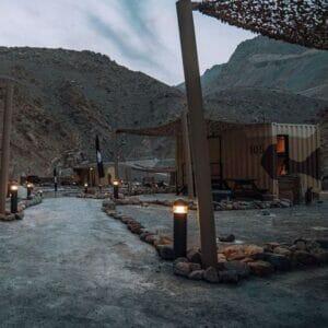 Bear Grylls Camp Ras Al Khaimah